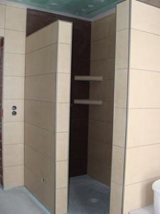 Gemauerte dusche ohne tür  Dusche Gemauert Ohne Tür | rheumri.com